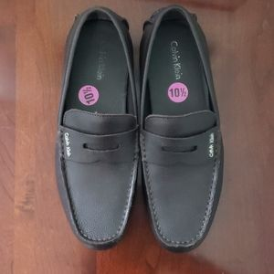 Calvin Klein Men Shoes. Brown. Size 10.5. Like new